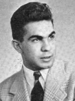 Yearbook image of Charle Riggio